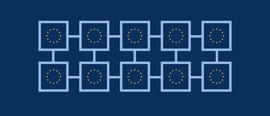 TechGDPR illustration for blockchain under the GDPR