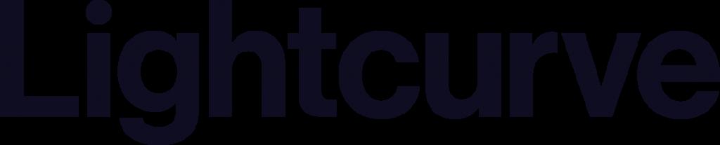 Logo of client Lightcurve